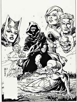 thumbnail image of defenders cover by sandy plunkett